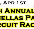 ** 2 Days of Great Bike Racing ** Join us again for one of the best Circuit Races of the season! ** 2 miles of wide open roads/turns in a...