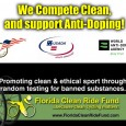 FloridaVelo was one of the first teams to support the Florida Ride Clean Fund, and we extend our support in 2013 by making a $250 donation. We will continue educating all...
